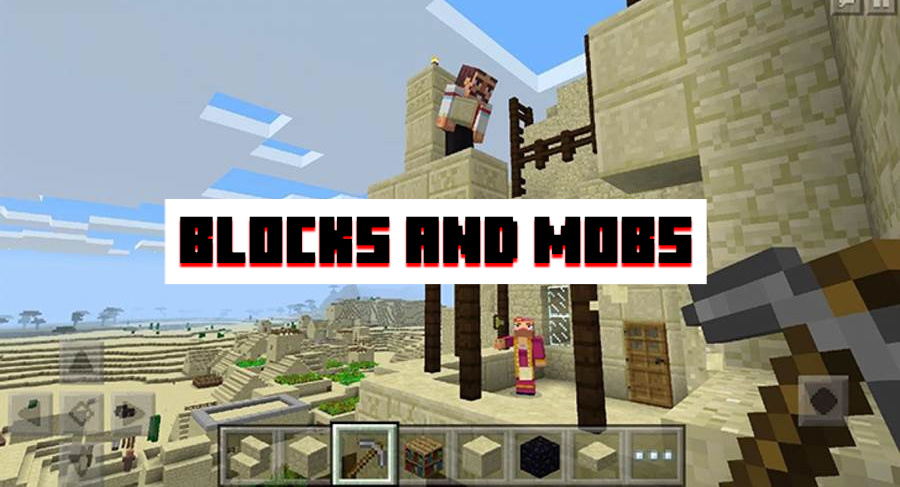 Features of MCPE 0.16.0