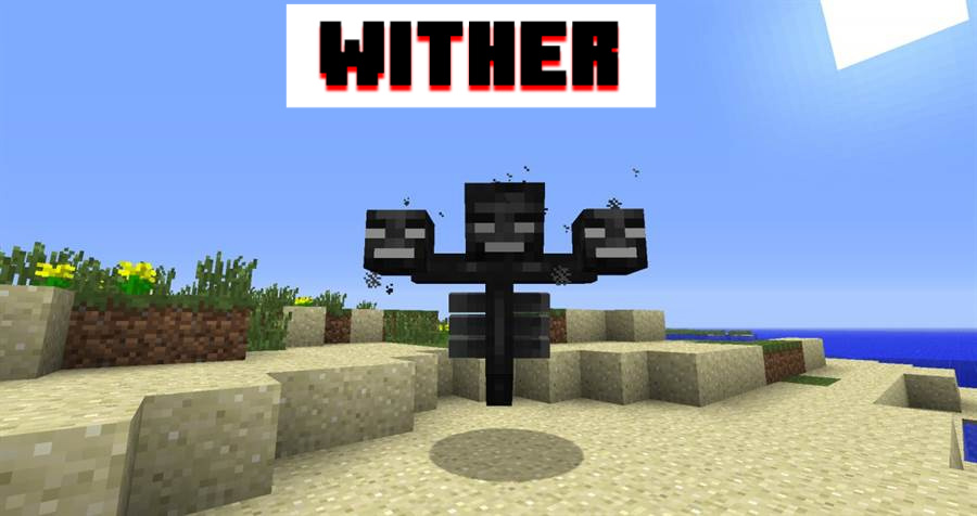 Wither in MCPE 0.16.0