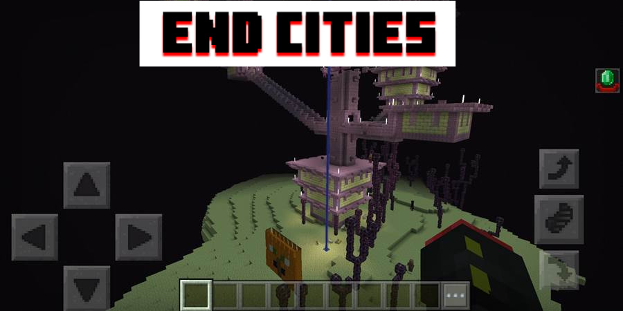 End Cities MCPE 1.0.0