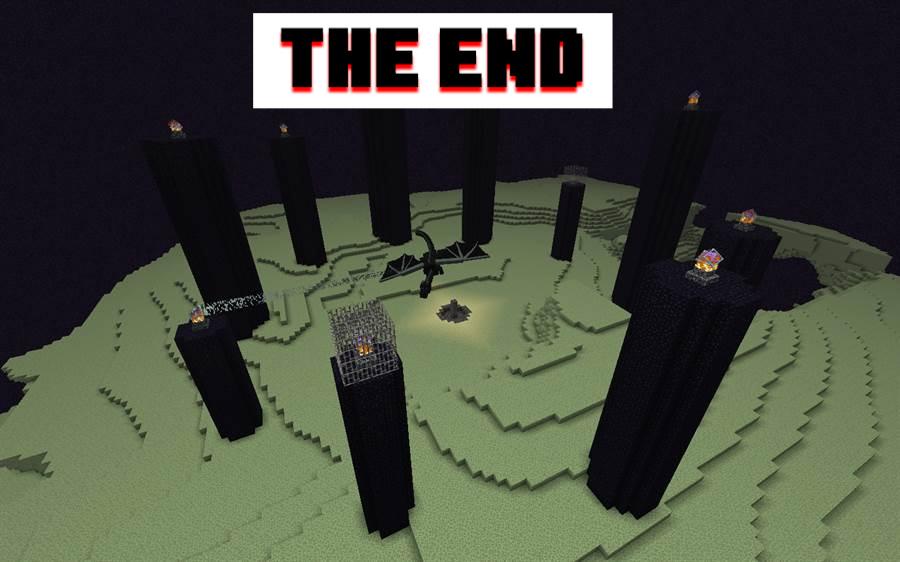 The End MCPE 1.0.0