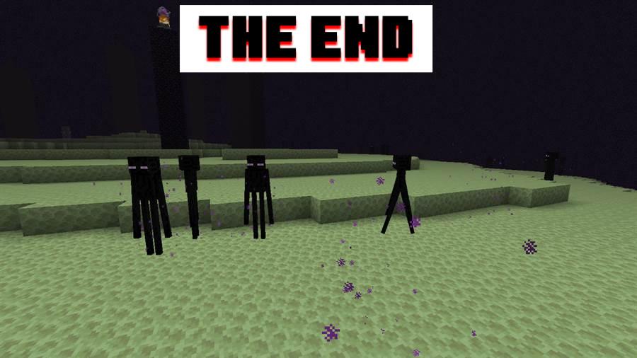 The End MCPE 0.18.0