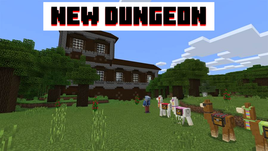 New Dungeon MCPE 1.1.5 APK