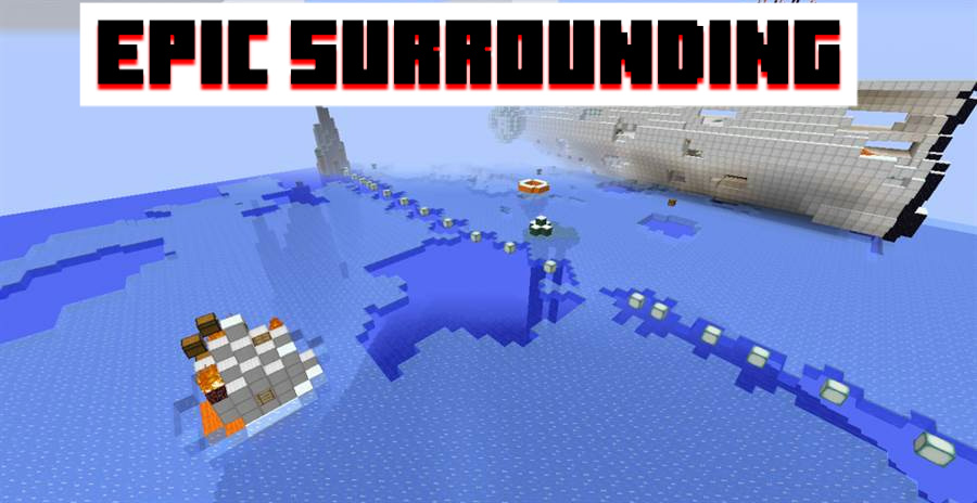 New mobs in Subnautica Map for MCPE