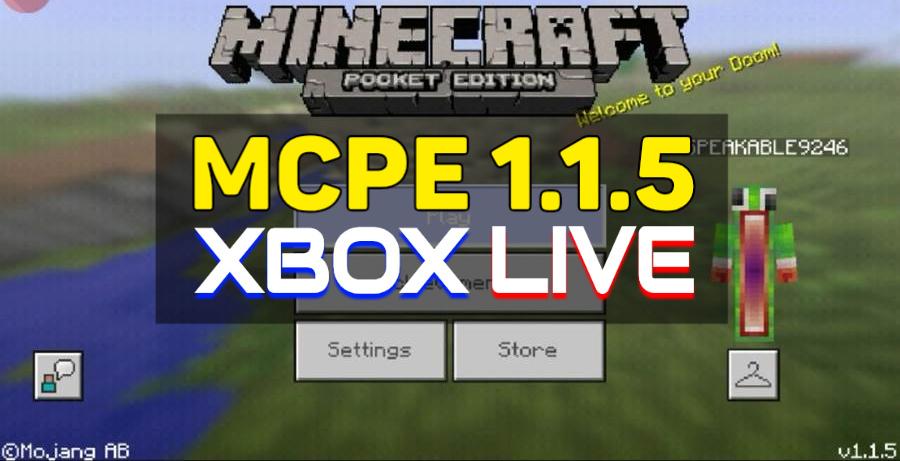Minecraft PE 1.1.5 apk