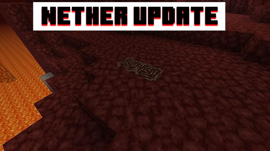 Nether Update MCPE